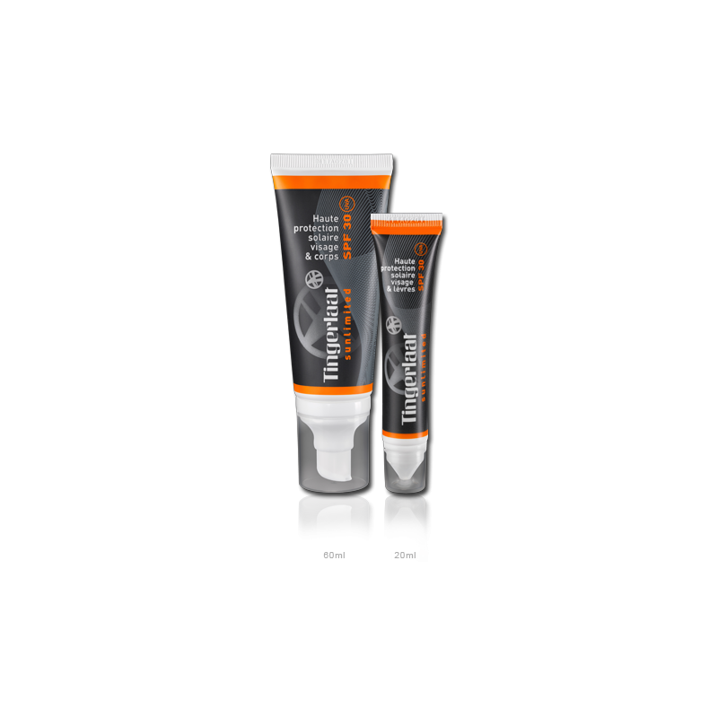 Tingerlaat - Sunlimited SPF30+