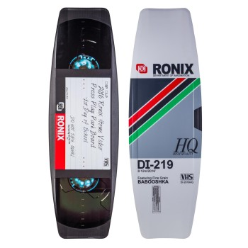 "Ronix Press Play ATR ""S"" EEdition VHS Tape 2016"