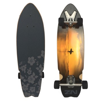SurfSkate Zak Noyle Sunset