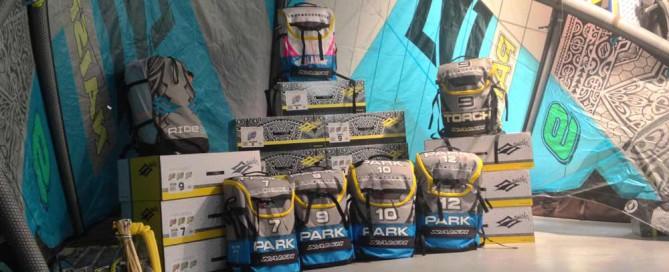 Ailes Kite Naish 2015 : Gros arrivage !