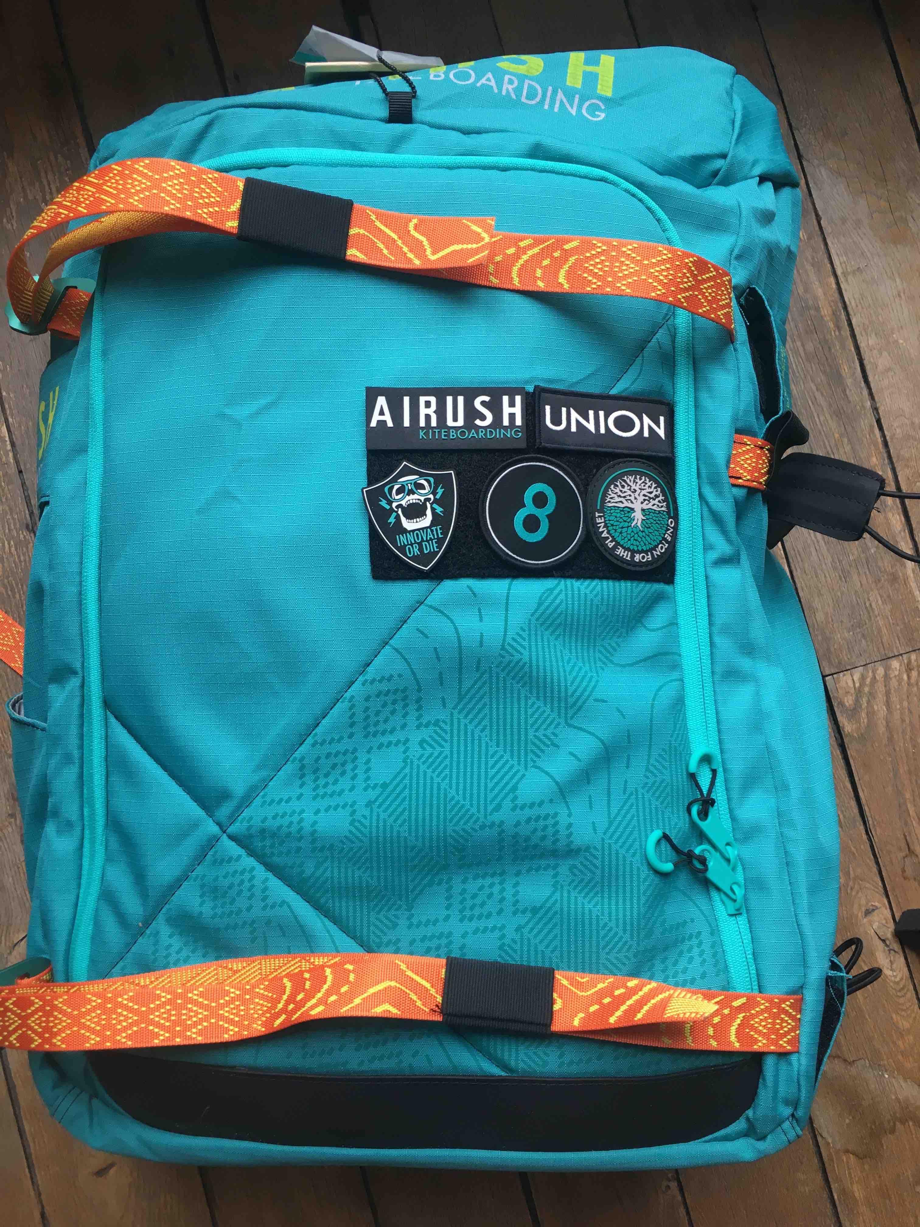 Sac Aile Kitesurf Airush Union III 2018 The Corner Shop