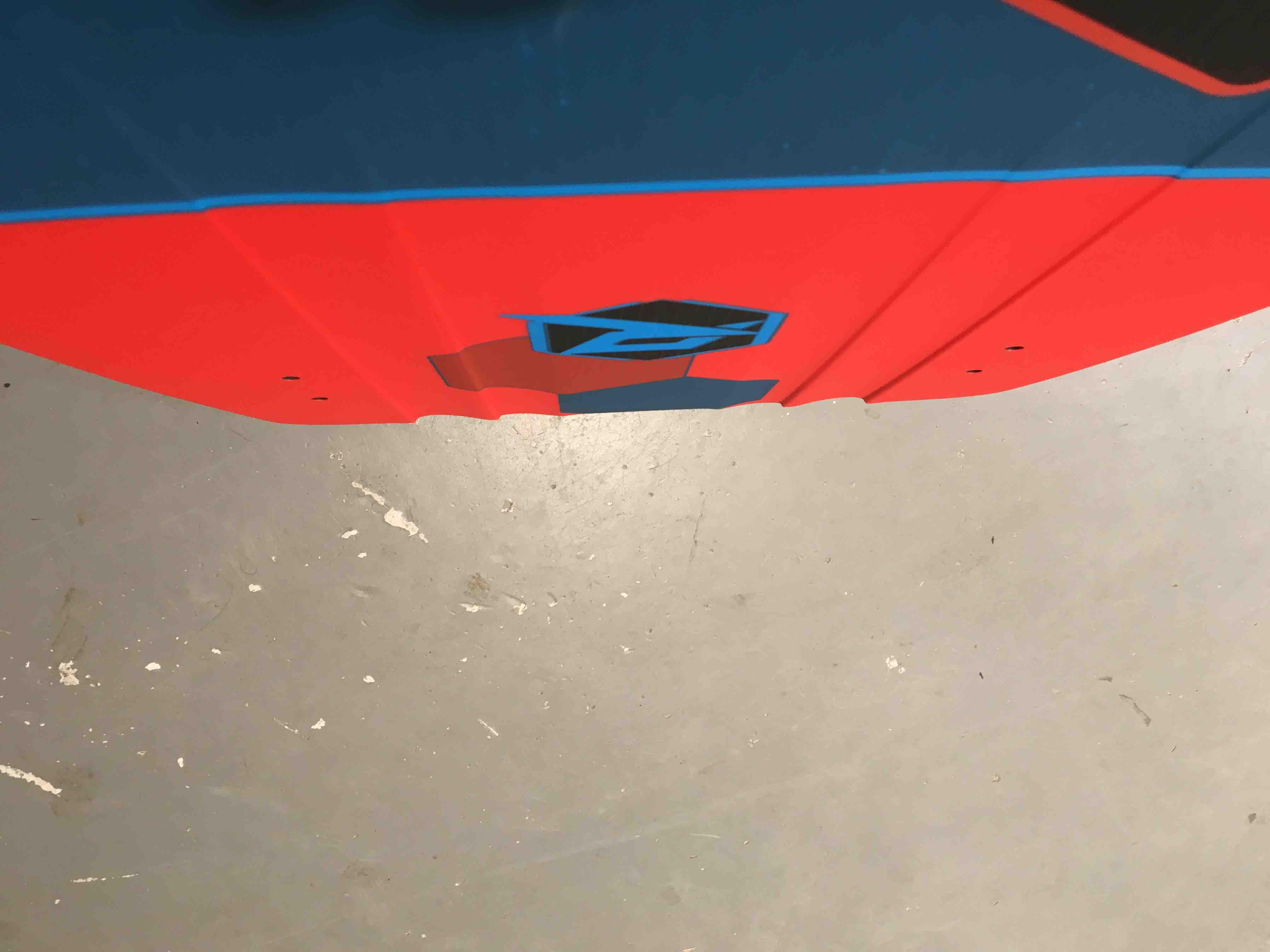 Planche Twin-Tip Kitesurf RSC Supreme Pro 2018 The Corner Shop_2