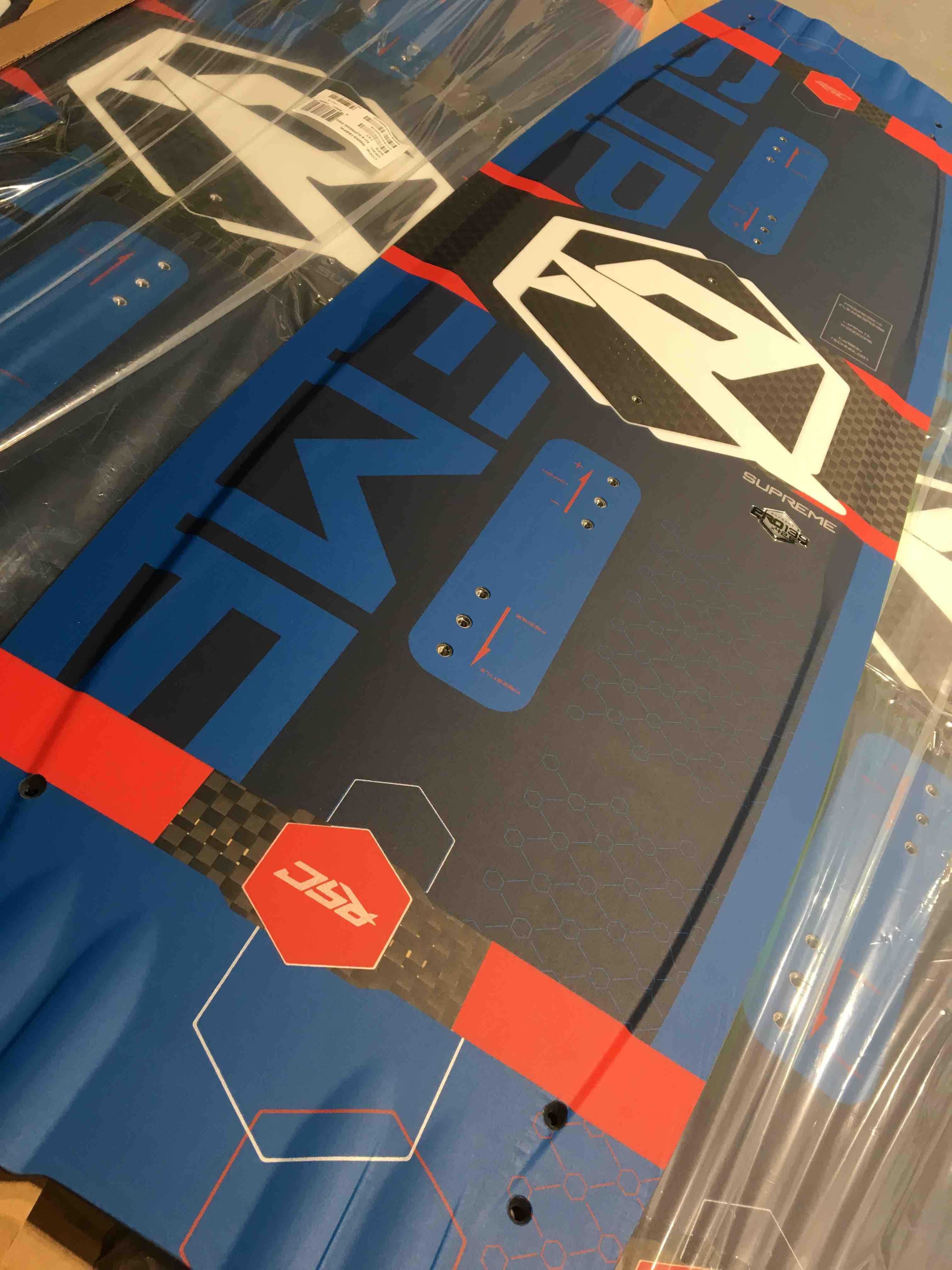 Planche Twin-Tip Kitesurf RSC Supreme Pro 2018 The Corner Shop_3