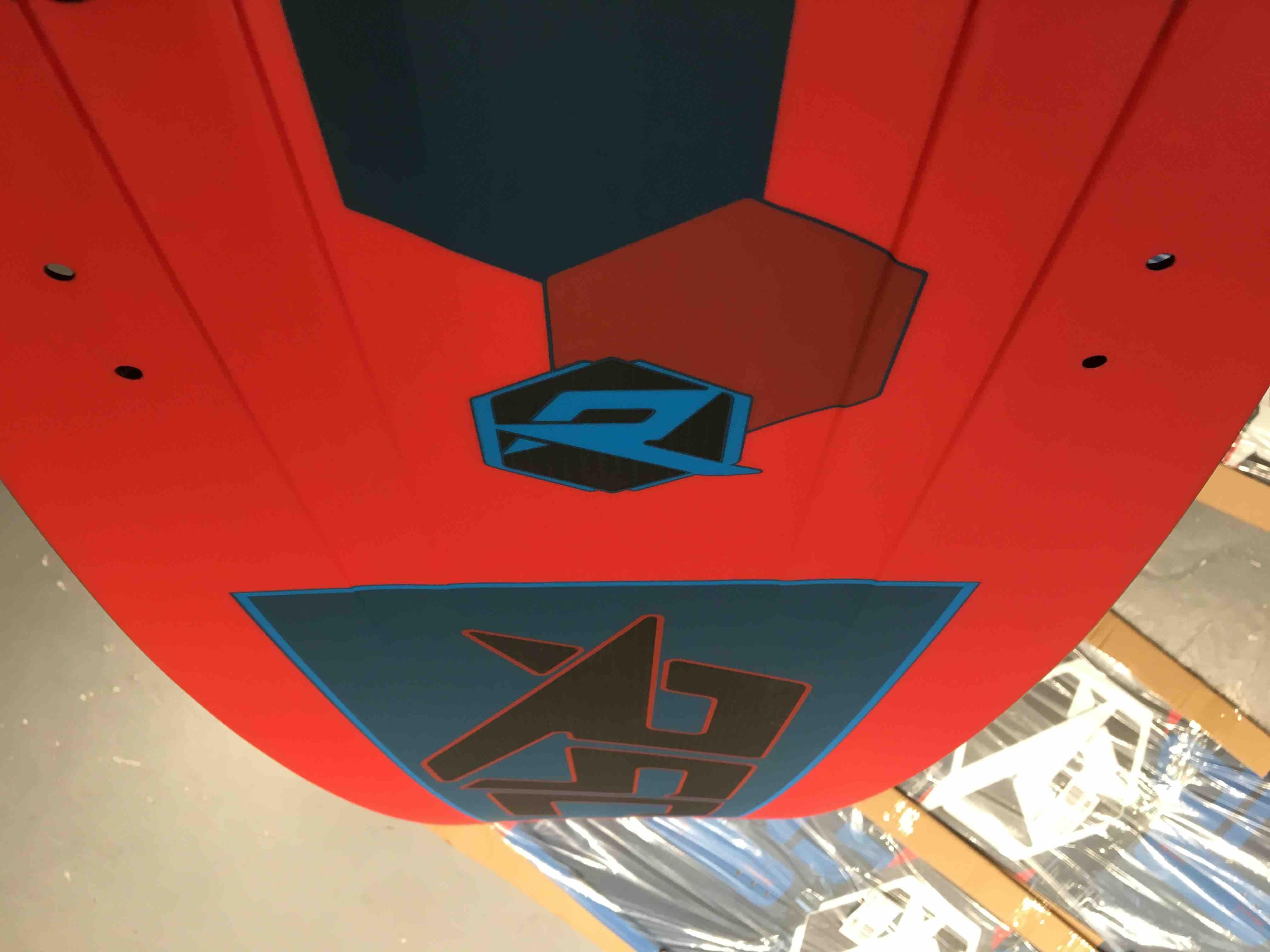 Planche Twin-Tip Kitesurf RSC Supreme Pro 2018 The Corner Shop_4